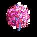 Pink Sequin Tree-icon