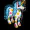 Polka Dot Unicorn-icon