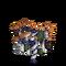Retro Mask Tree-icon