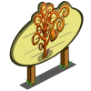 Asteroxylon Tree Mastery Sign-icon