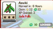 Azuki Market Info (June 2012)