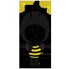 Bee Costume-icon