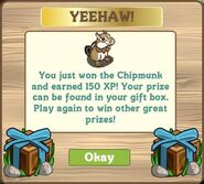 Chipmunk noti