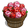 Origami Rose Bushel-icon