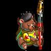 Paintbrush Bear-icon