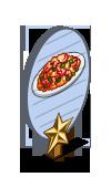 Portuguese Rice 1 Star Mastery Sign-icon