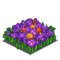 Violet Flower Patch-icon