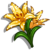 Yellow Lily-icon