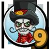 Carnaval De Los Muertos Chapter 9 Quest 9-icon