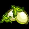 Eggplant White-icon