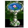 Flowery Birdbath-icon