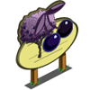 Giant Black Cherry Tree Mastery Sign-icon