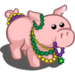 Beaded Pig-icon