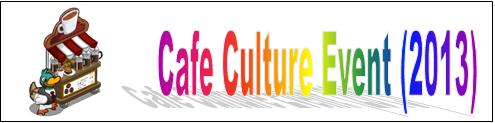 CafeCultureEvent(2013)EventBanner