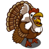 Chicken Turkey (turkey)-icon