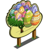Giant Spring Egg Mastery Sign-icon