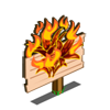 Lava Flower Mastery Sign-icon
