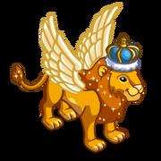 Leo Lion-icon