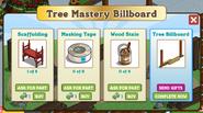 Tree Mastery Sign Billboard Building Materials