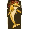 Autumn Dolphin-icon