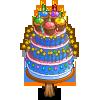 Birthday Cupcake Tree-icon