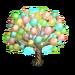 Iridescent Bubble Tree-icon