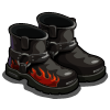 Motorcycle Boot-icon