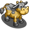 Silver-Gold Cow-icon