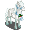 Silver Bell Horse-icon