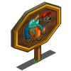 Back to School Bear Mastery Sign-icon