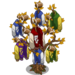 Giant Letterman Tree-icon