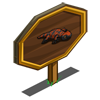 Gila Monster Mastery Sign-icon