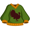 Green Turkey Sweater-icon