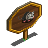 Opossum Mastery Sign-icon