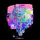Rainbow Ice Crystal Tree-icon