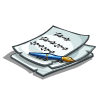 Record Contracts-icon