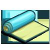 Yoga Rubber Mat-icon