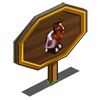 Apple Foal Mastery Sign-icon