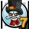 Carnaval De Los Muertos Chapter 9 Quest 7-icon