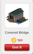 Covered Bridge Rewardville unlocked