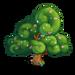 Cumulus Fuzz Tree-icon