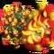 Giant Fire Apple Tree-icon