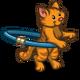 Hula Hoop Cat-icon