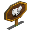Persian Cat Mastery Sign-icon
