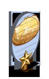 Potato and Onion Bread 1 Star Mastery Sign-icon
