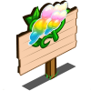 Rainbow Cloud (crop) Mastery Sign-icon