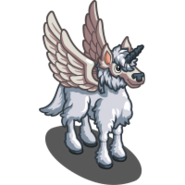 White Were Pegacorn-icon