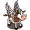 Winged Cow-icon