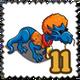 Boogiedown Dragon Stamp-icon