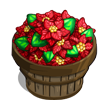 Clay Poinsettia Bushel-icon